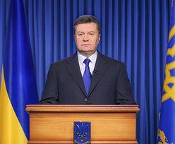 """Arsen Awakow: """"Nie wiadomo, gdzie znajduje się Janukowycz"""""""