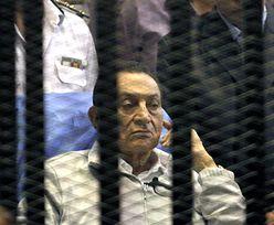 Pucz w Egipcie. Hosni Mubarak sądzony zaocznie