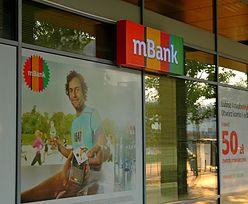 Wyniki mBanku. Zysk netto spada