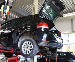 Warsztaty samochodowe jak supermarkety - zapłacą podatek