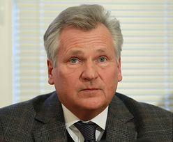 Wspólna batalia Kwaśniewskiego i Coxa o Julię Tymoszenko