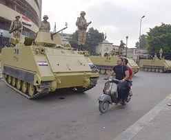 Napięcie w Kairze po nocnych starciach