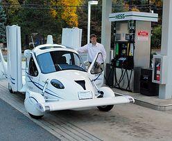 Latający samochód przeszedł pierwsze testy. Kupiłbyś?
