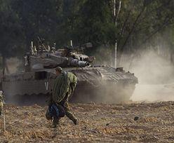 Izraelskie ataki na Strefę Gazy nie ustają