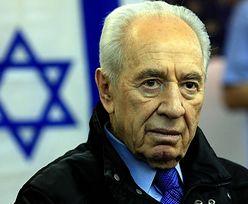 """Spotkanie Peresa i Abbasa w Watykanie """"przerwą w konflikcie"""""""