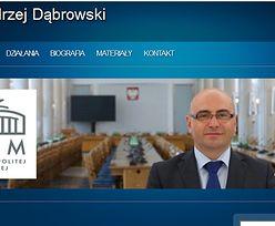 Odejścia z PSL. Poseł Andrzej Dąbrowski opuścił klub parlamentarny