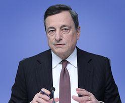 Mario Draghi lobbował na korzyść banków? Po pięciu latach wraca ten sam zarzut