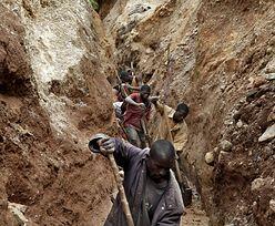 Kongo: 60 osób nie żyje po osunięciu się ziemi w kopalni złota