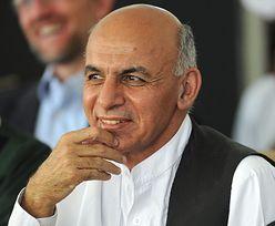 Prezydent Afganistanu planuje zmiany władz w pięciu prowincjach