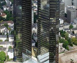 Nalot na biura Deutsche Banku. Inwestorzy zdezorientowani