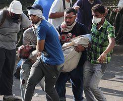 Zamieszki w Egipcie. Zachodni przywódcy ostro skrytykowani