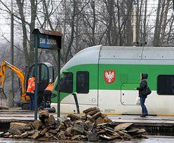 Koleje Mazowieckie skarżą się na remonty