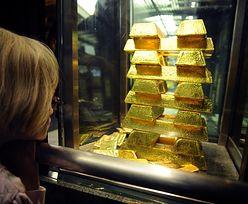 Złoto straciło już prawie 40 procent. Czy kurs jeszcze spadnie?