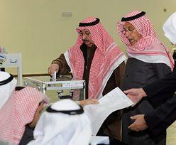 Kuwejt płaci za niskie ceny ropy. Emir rozwiązał parlament