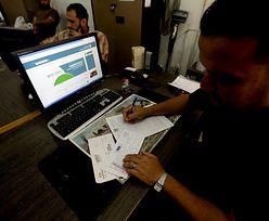 Strajk 45 tys. urzędników w Strefie Gazy. Od 20 miesięcy nie dostają pensji