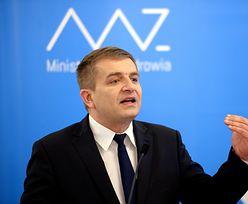 Minister grozi lekarzom. NFZ publikuje numery infolinii dla pacjentów