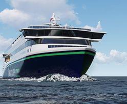 Statki ograniczają emisje CO2. W polskich stoczniach już budowane są hybrydy