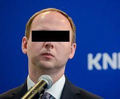 Afera KNF. Dwumiesięczny areszt dla Marka Ch.