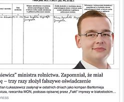 """Na tropach """"Misiewiczów"""". Jak gitarzystę z Białegostoku pomylono z doradcą ministra"""