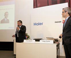 Haier zrywa współpracę z właścicielem fabryk Mastercook