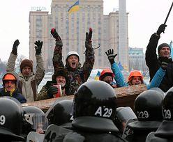 Protesty na Ukrainie. Janukowycz chce do Unii Europejskiej
