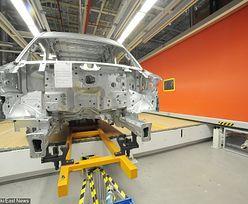 Nieprawidłowości dotyczące emisji spalin w fabryce Nissana