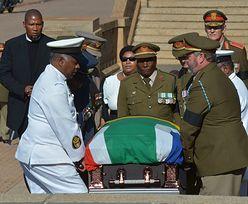 Pogrzeb Nelsona Mandeli. Ostatnie przygotowania
