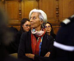 Christine Lagarde winna. Francuski sąd podjął decyzję