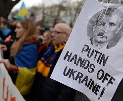 """Ukraina ma wsparcie w USA. """"To oni obalają komunizm"""""""