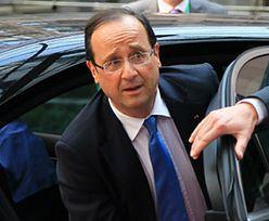 Francois Hollande pojechał z niezapowiedzianą wizytą do Afganistanu
