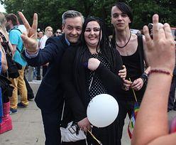 Parada Równości w Warszawie. Uczestnicy zebrali się przed Sejmem