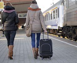 Rozkład jazdy pociągów - jutro zmiana