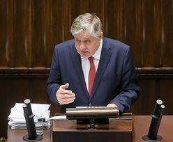 Sejm nie zajął się Krzysztofem Jurgielem. Głosowanie nad wotum przełożone