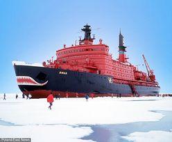 Rosja zaczęła ofensywę. W grę wchodzą miliardy dolarów skryte pod lodem