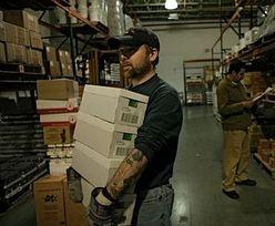 Praca w fabrykach i magazynach