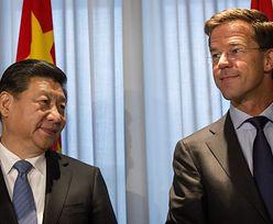 Prezydent Chin z wizytą w Europie