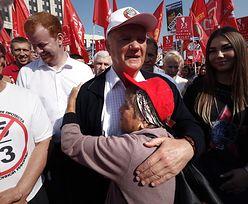 Rosjanie nie chcą wyższego wieku emerytalnego. Wielotysięczne demonstracje