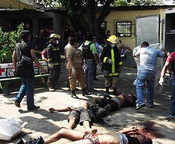 Pożar więzienia w Hondurasie. Po krwawych zamieszkach