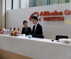 Wyniki Alibaby. Chiński gigant zaskoczył