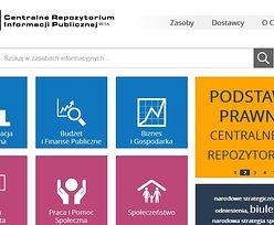 MAC: 10 tys. użytkowników odwiedziło portal danepubliczne.gov.pl