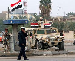 Terroryzm w Iraku. Rebelianci przejęli siedzibę lokalnych władz w Mosulu