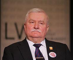 Lech Wałęsa złożył hołd pomordowanym
