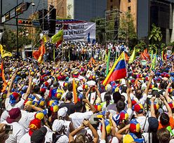 Manifestacje w Wenezueli. Ponad 30 ofiar