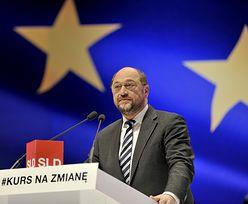 Martin Schulz zapowiada walkę z bezrobociem