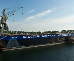 Wiceminister Brzezicki chce rozruszać przemysł okrętowy. Już znalazł na to sposób