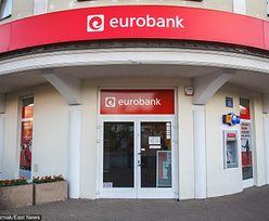 """""""Puls Biznesu"""": Alior oraz Millennium chcą przejąć Eurobank"""