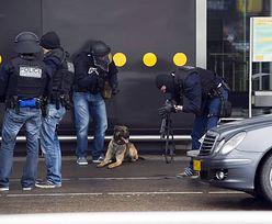Alarm bombowy na lotnisku Schiphol