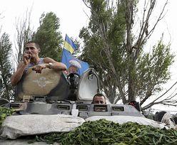 Walki na Ukrainie. Wojska rządowe opanowały część Ługańska