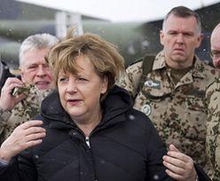Merkel w Afganistanie. Nie mogła wylądować