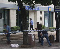 Prezes Credins Bank nie żyje. Zabójcy uciekli na motocyklach